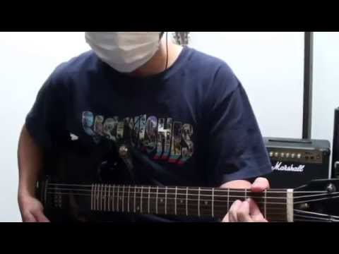 Ken yokoyama / You And I,Against The World [guitar cover]