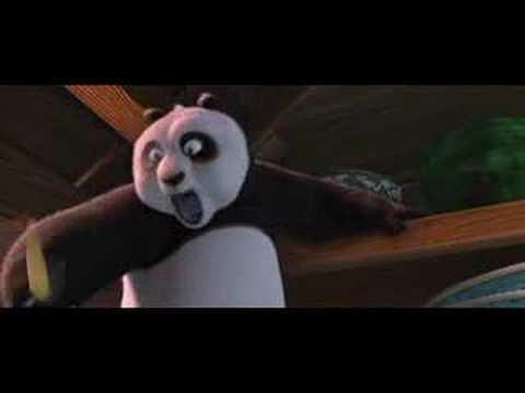 Kung Fu Panda - bande annonce VF
