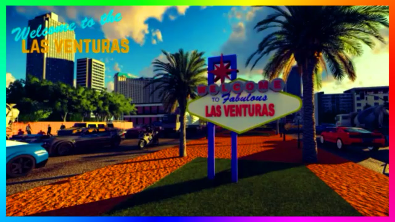 Gta  Mysterious Images Of San Fierro Las Venturas Map Expansion Explained Debunked Update Youtube
