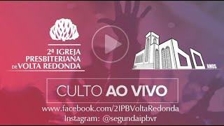 ???? Live Culto Doutrinário dia 25/06/2020