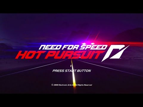 Need For Speed Hot Pursuit Xbox 360 Gameplay