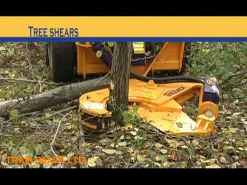 Tram Houle Tree Shears Youtube