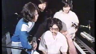 TIN PAN ALLEY SUZUKI SHIGELU REHEARSAL SESSION MID 70'S. BGM IS 八...