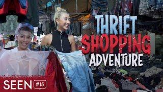 SEEN#15 Mua Do Secondhand vs Hoang Ku Thrift Shopping Adventure