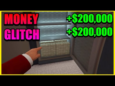 How To Get $200,000 In GTA 5 Online | Easy | PS4 Xbox One | UNLIMITED MONEY GLITCH AFTER PATCH 1.40