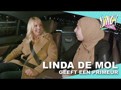 LINDA DE MOL: TAXI TERUG   YUNG DWDD - SAMYA