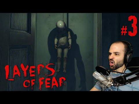 Layers of Fear #3 | ME CAGO VIVO | Gameplay Español