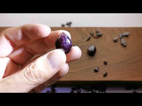 星光石榴石裸石 [ DCT Collection ]