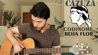 Thiago Porto - Codinome Beija-Flor (Cazuza cover)