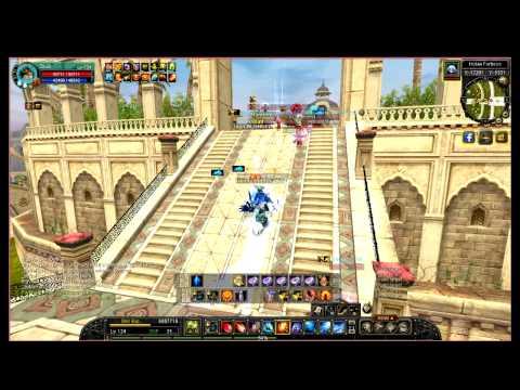 SilkroadServer Athena Hotan Fortress War
