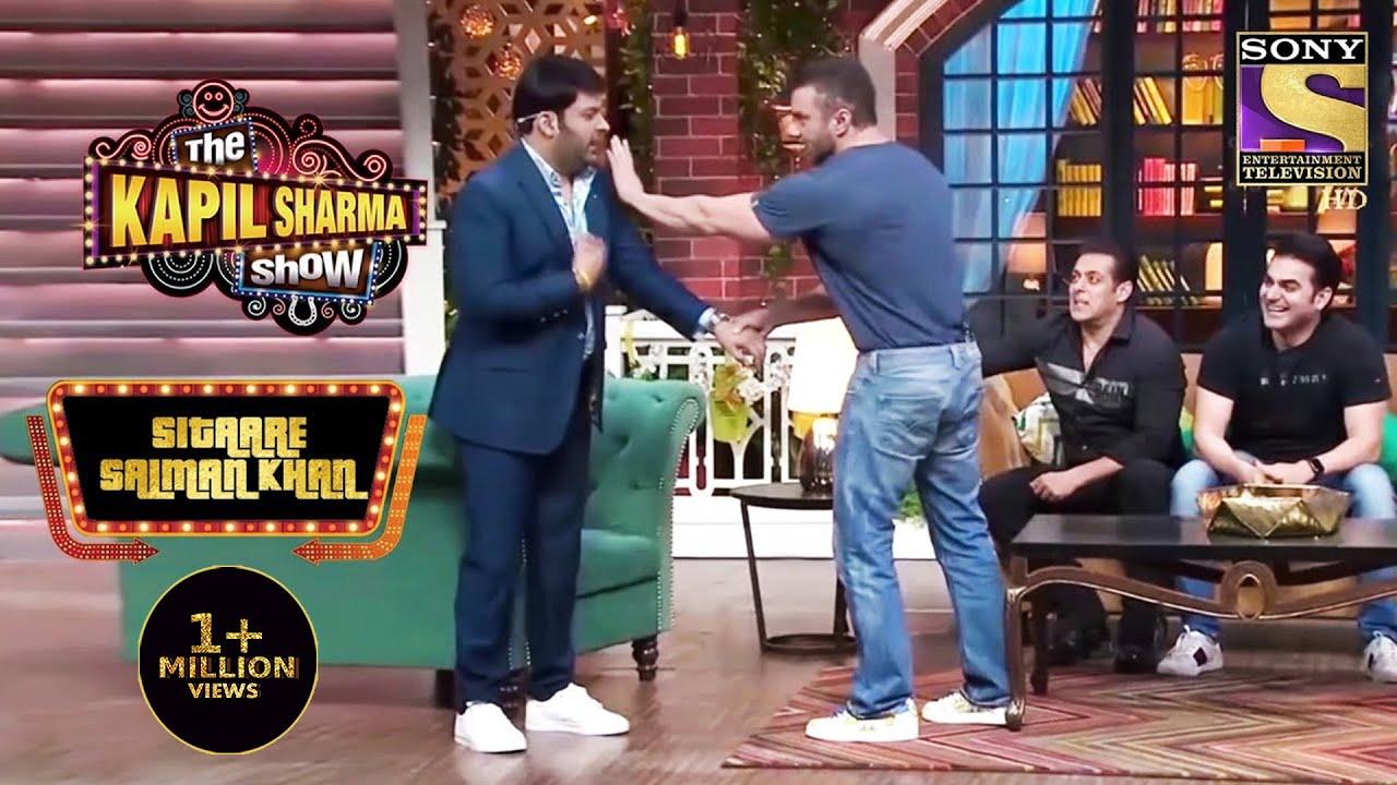 Sohail Khan ने दर्शाई Film Fighters की Mentality   The Kapil Sharma Show   Sitaare
