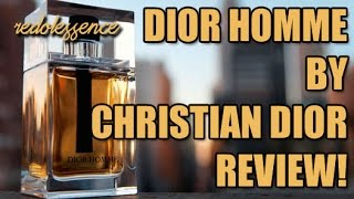 Dior Homme by Christian Dior Fragrance / Cologne Review