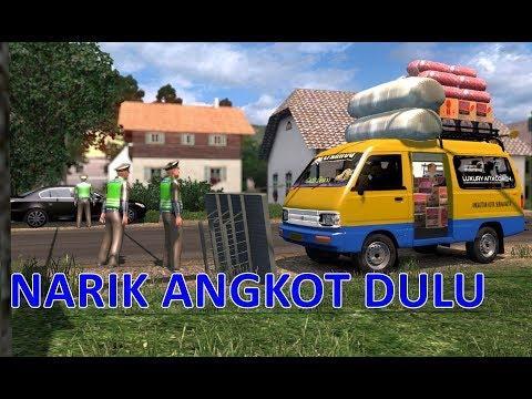 Narik Angkot Cuy - ETS2 Indonesia