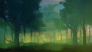 Beautiful Japanese Music - Forest of Sleep