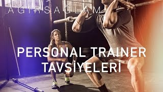 Personal Trainer Arayanlara ve PT lere Tavsiyeler ($$$)