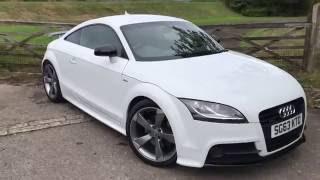 Audi TT Black Edition 2013 Videos