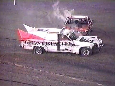Demolition derby W.A Perth Claremont speedway 80s.
