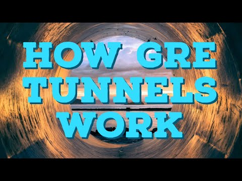 How GRE Tunnels Work | VPN Tunnels Part 1
