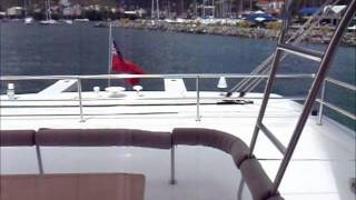 MULTIHULLS: 2008 Sunreef 70