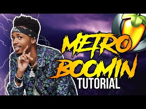 How To Make A Metro Boomin Type Beat UNDER 7 MINUTES 2018