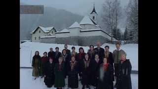 Gasteiner Volksliedchor - Steht's gschwind amol auf hiatz - 2001