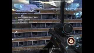 Gameplay N.O.V.A. 3 (mission 1)