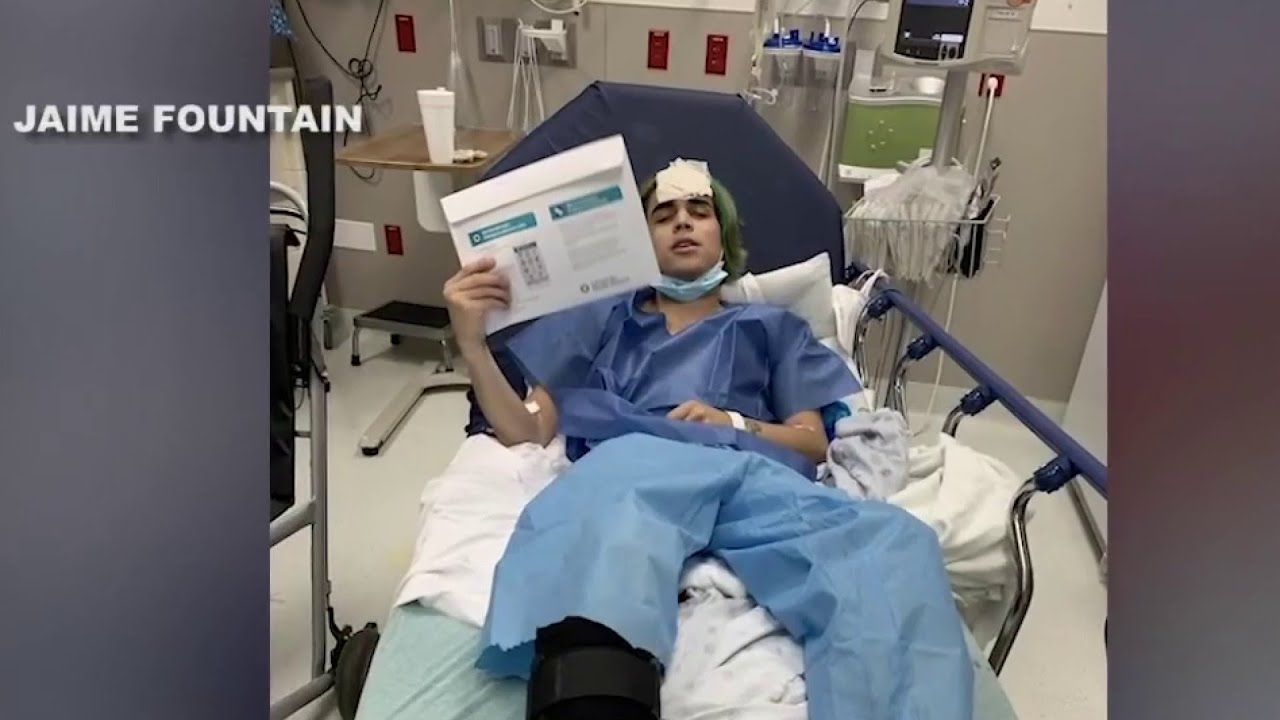 Download San Antonio man recovers after being shot at gas station, hopes suspects are caught