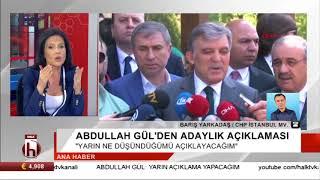 Erdoğan Genelkurmay Başkanı'nı Abdullah Gül'ün evine gönderdi - Yarkadaş perde arkasını anlattı