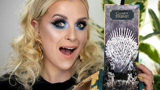 👸🏼 🤴🏼 ZMALOTESTUJE 👸🏼 🤴🏼 GAME OF THRONES URBAN DECAY 🐲 🐲