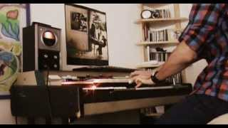 Pink Floyd - Echoes Farfisa Compact Duo Ascension Solo Part