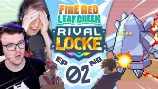 Luke's Luck continues... • Pokemon FireRed and LeafGreen Randomizer Rival Locke • Ep 02