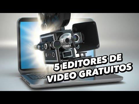 5 programas gratuitos para editar vídeos - Baixaki