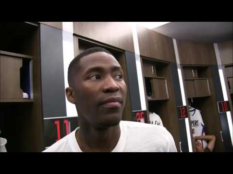 Los Angeles Clippers: Jamal Crawford Interview