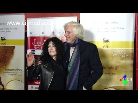 CIJ - Valeria Marini Red Carpet Los Angeles Italia Film Festival Febbraio 2011 -