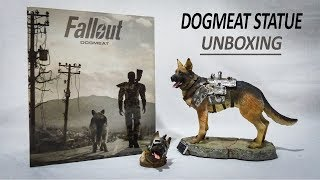 Fallout 4 Dogmeat statue by Chronicle Collectibles unboxing & review