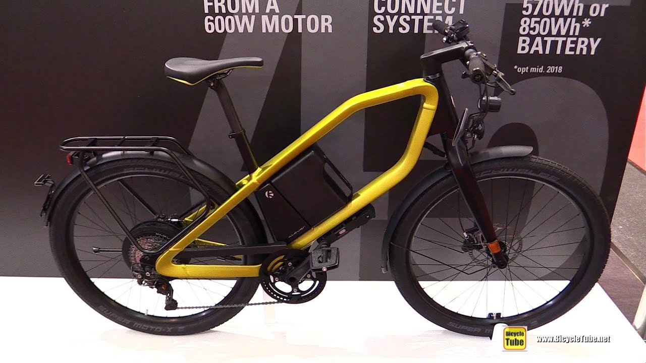 2018 klever x speed limited edition electric bike walkaround 2017 eurobike youtube. Black Bedroom Furniture Sets. Home Design Ideas