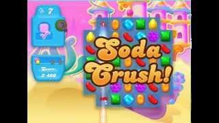 Candy Crush Soda Level 166