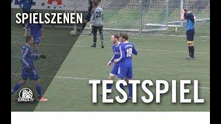 SV Curslack-Neuengamme - SV Altengamme (Testspiel)
