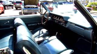1965 PONTIAC GTO CONVERTIBLE 389 TRI POWER