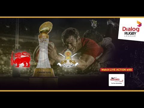 Kandy SC vs Army SC – Dialog Rugby League 2017/18