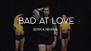 HALSEY - BAD AT LOVE - Choreography Jessica Newell
