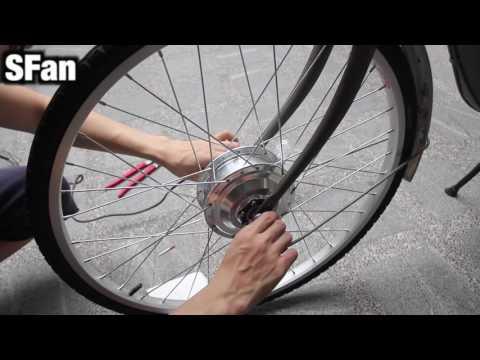 腳踏車 安裝電動套件/electric bike