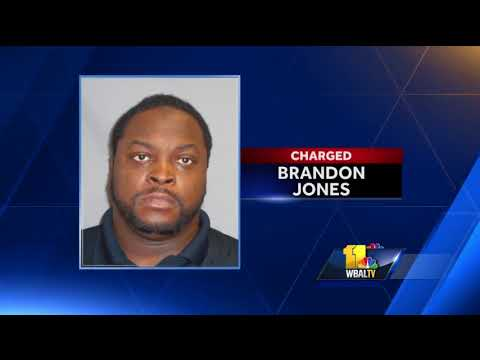 Video: Man arrested in Baltimore County road rage incident