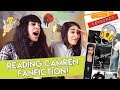READING CAMREN FANFICTION! | The Stripper Trailer Reaction (Fifth Harmony)