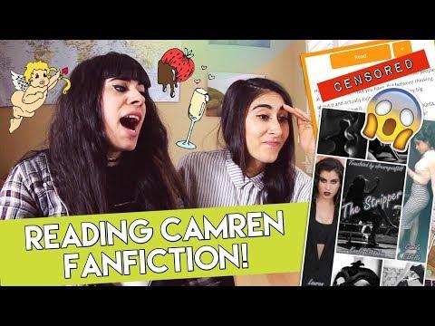 READING CAMREN FANFICTION  The Str*pper Trailer Reaction Fifth Harmony