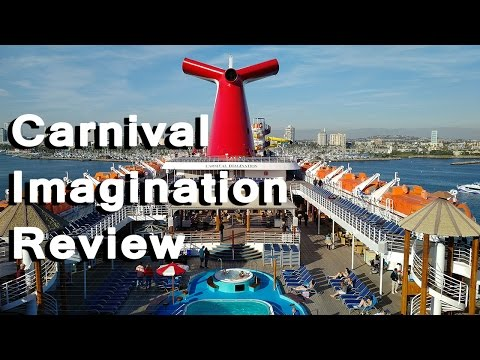 Carnival Imagination Review - Vacation Impossible Podcast