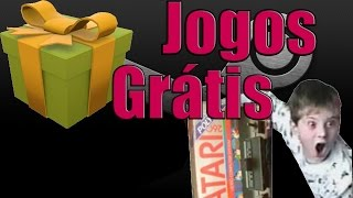Como Ganhar Jogos e Keys GRÁTIS Na Steam 2016 Fácil(Links▭▭▭▭▭▭▭▭ ▻Free Steam Games: https://www.reddit.com/r/FreeGamesOnSteam/?count=26&before=t3_3zxmrp ▻Steam Gifts ..., 2016-01-26T00:12:37.000Z)