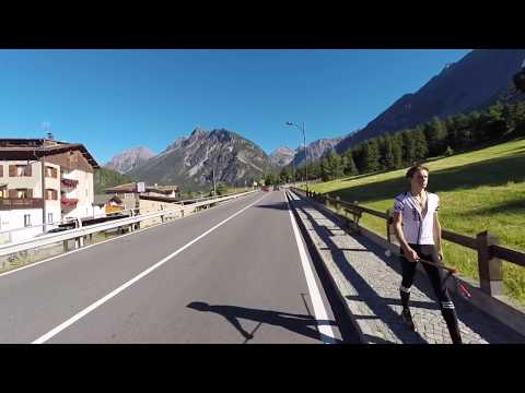 Passo dello Stelvio - Indoor Cycling Training