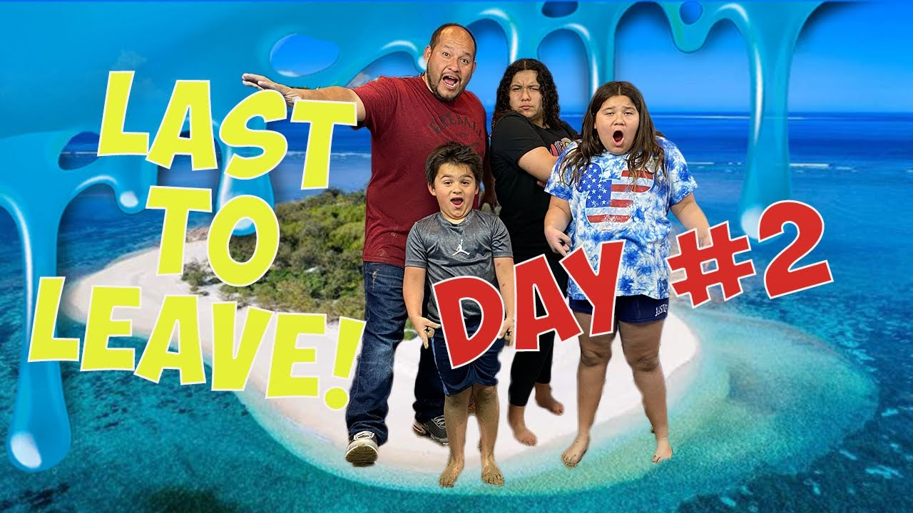 Download Last To Leave Slime Island Wins!!!