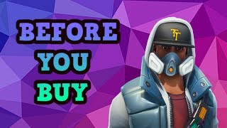 ABSTRACT BEFORE YOU BUY - Fortnite New Skins Live!